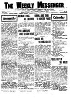Weekly Messenger - 1917 April 14