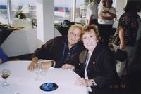 2007 Reunion--Louis Lallas and Evelyn Lallas