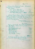 AS Board Minutes - 1918 May