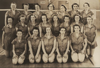 1938 Volleyball Team