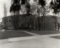 1973 Library: North Facade