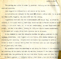 AS Board Minutes 1945-04