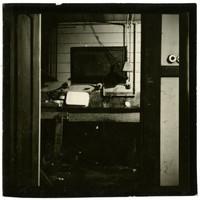 Dobb's darkroom, 1937