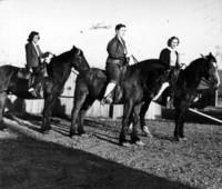 1947 Horseback Riding