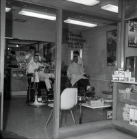1965 Barber Shop