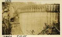 Lower Baker River dam construction 1925-09-10 Intake
