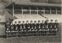 1926 Track and Field Group Photo