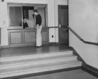 1947 Men's Residence Hall: Office