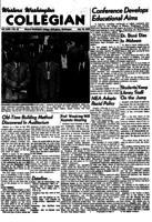 Western Washington Collegian - 1955 July 15
