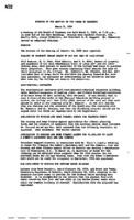 WWU Board minutes 1959 March