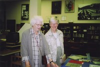 2007 Reunion--Mollie (McCush) Della Terza and Georgia (McCush) Heald
