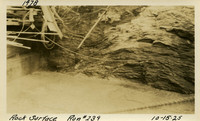 Lower Baker River dam construction 1925-10-15 Rock Surface Run #239