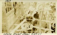 Lower Baker River dam construction 1925-09-29 Intake Reinf Steel