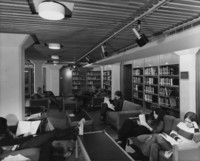 1973 Library: New Book Room