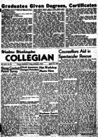 Western Washington Collegian - 1950 August 18