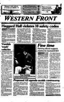 Western Front - 1986 November 18