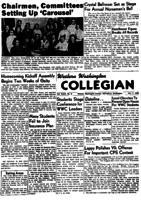 Western Washington Collegian - 1955 October 7
