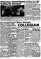 Western Washington Collegian - 1955 October 7
