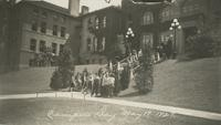 1927 Campus Day: Cleaning Up