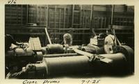 Lower Baker River dam construction 1925-07-01 Crane Drums