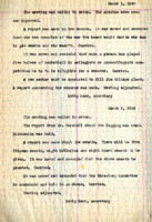AS Board Minutes 1944-03