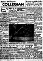Western Washington Collegian - 1950 January 13