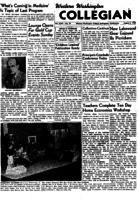 Western Washington Collegian - 1955 August 5