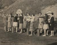 1931 Archery