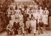 1935 Sixth Grade Class