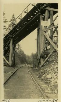Lower Baker River dam construction 1924-10-04 Bridge