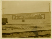 Pacific American Fisheries - Warehouse No. 7 - Bellingham, Wash.