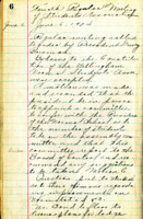 AS Board Minutes - 1924 June