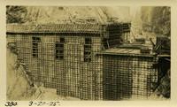Lower Baker River dam construction 1925-03-20