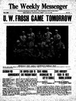 Weekly Messenger - 1922 May 12