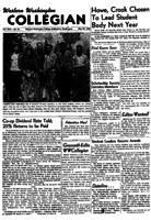 Western Washington Collegian - 1953 May 29