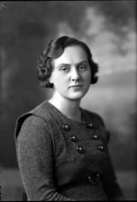 1934 Ethel Barber