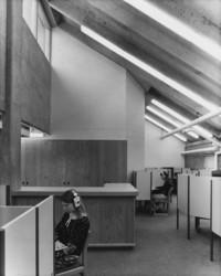 1973 Library: Audio Room