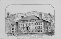 1900 State Normal School, New Whatcom, Washington