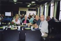 2007 Reunion--Ruby Smith, June Thomas, Cecil Thomas and Golden Viking Jack Miller (WWU class of 1951)