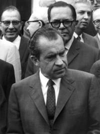 President Richard Nixon