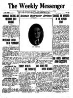 Weekly Messenger - 1923 February 16