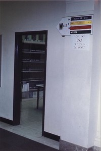 1965 Library: Bibliography Room