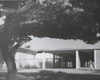 1962 Viking Commons: Main Entrance