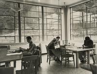 1950 Fine Arts Building: Classroom