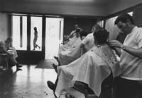1969 Viking Union Barber Shop