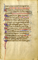 13th Century Book of Hours