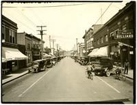 First Street, Mt. Vernon, Washington