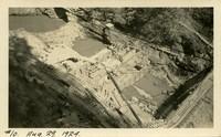 Lower Baker River dam construction 1924-08-29 Diversion dam