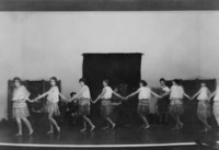1928 Festival Of Thankfulness, Dance Of The Grapes