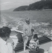 Sinclair Island Outting-Boat Trip